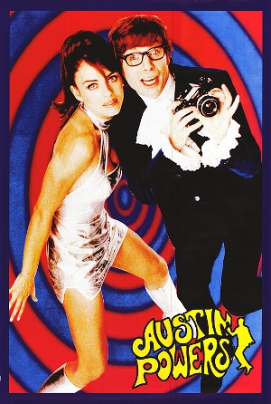 Austin Powers- International Man of Mystery
