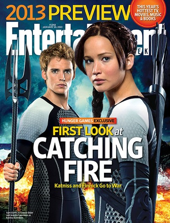 The Hunger Games-Catching Fire
