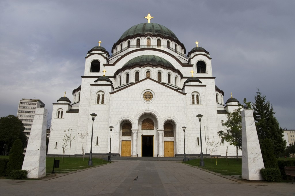 Cathedral of Saint Sava (Serbia)