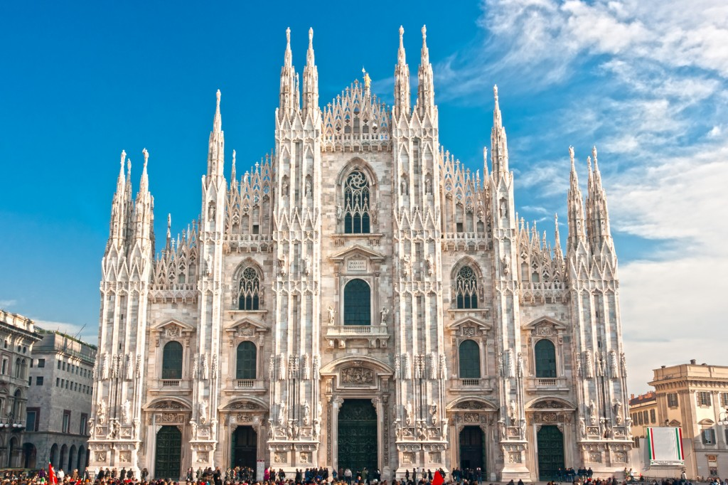 Milan Cathedral (Italy)