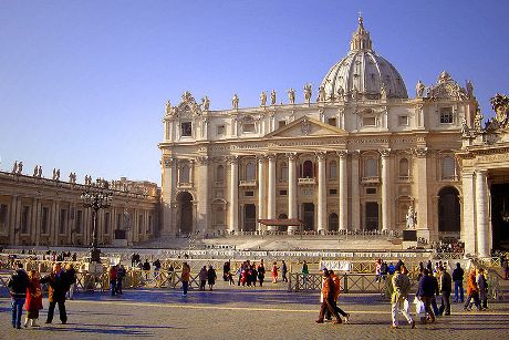 St. Peter's Basilica (Rome)