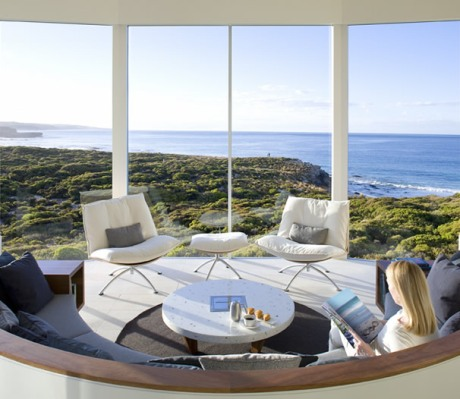 The Southern Ocean Lodge on Kangaroo Island, Australia